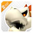 Icona personaggio non sbloccato Skelobowser Mario Kart 8