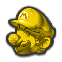 MK8DX Mario dorato