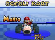 Mario - Fulmine