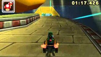 Mario Kart 7 - DK Jungle