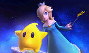 Rosalinda Super Smash Bros. 3DS