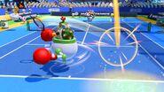 Skelobowser Mario Tennis Ultra Smash screen 5