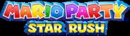 Mario Party Star Rush - Logo