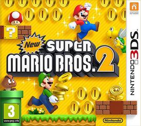 New Super Mario Bros. 2 Boxart EUR