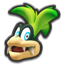Iggy Icona - Mario Kart 8