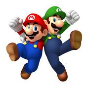 Mario e Luigi Artwork - Giornata dei fratelli