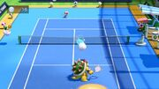 Megapalleggi Screenshot - Mario Tennis Utra Smash