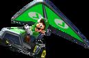 Luigi MK7 artwork