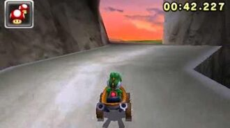 Mario Kart 7 - Wuhu Mountain Loop