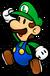 Super Paper Luigi