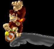 Donkey Kong PowerTennis