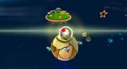Galassia Uovo (Pianeta di Dino Piranha) Screenshot - Super Mario Galaxy