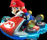 Kart Standard Mario MK8