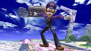 Waluigi Screenshot - Super Smash Bros. Brawl