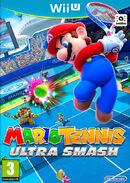 Mario Tennis Ultra Smash - Boxart EUR