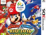 Mario & Sonic ai Giochi Olimpici di Rio 2016 (Nintendo 3DS)