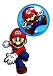 Mario Minimario Artwork - Mario vs. Donkey Kong