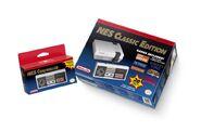 NES Classic Edition - Boxart NA