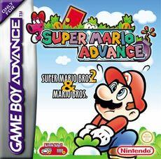 Super Mario Advance - Boxart EUR