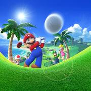 Artwork di gruppo - Mario Golf World Tour