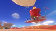 Astronave Screenshot - Super Mario Odyssey