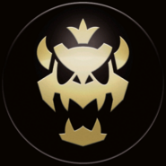 Emblema alternativo Skelobowser Mario Kart 8