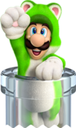 Luigi Gatto2 - Super Mario 3D World