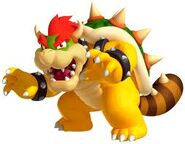 Bowser Giracoda (o Falso Bowser)
