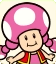 Toadette Sprite Star Rush