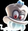 Cappy Artwork - Super Mario Odyssey