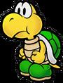 Koopa Troopa Paper Mario series