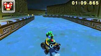 Mario Kart 7 - GCN Dino Dino Jungle