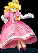 Principessa Peach Artwork - Super Smash Bros. per Nintendo 3DS e Wii U