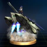 Landmaster Falco Trofeo Brawl