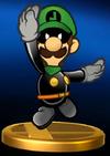 Mr. L Trofeo Screenshot - Super Smash Bros. per Wii U