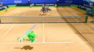 Skelobowser Mario Tennis Ultra Smash screen 7