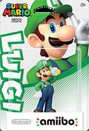 SMS Luigi amiibo