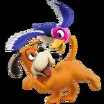 Duck Hunt Artwork - Super Smash Bros. per Nintendo 3DS e Wii U