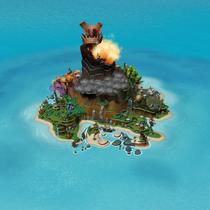 Isola Kong DKCR