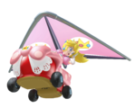 Peach MK7 artwork
