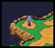 Scheggiastella Indaco Screenshot - Super Mario RPG Legend of The Seven Stars