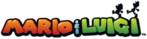 Logo Mario & Luigi