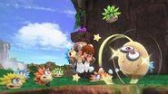 Vestiti esploratore Screenshot - Super Mario Odyssey