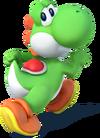 Yoshi Artwork - Super Smash Bros. per Nintendo 3DS e Wii U