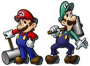 C Mario E Luigi 2