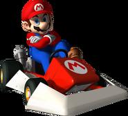 MarioKartDS-Mario