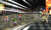 Skelobowser Mario & Luigi Paper Jam Bros. spawn