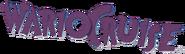 Virtual Boy Wario Land - Logo Beta
