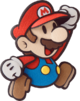 Mario Artwork - Paper Mario Sticker Star
