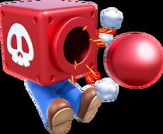 Cubo Cannone - Super Mario 3D World
